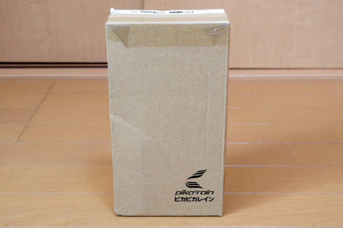 ナノピカピカレインの箱